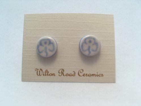Guiding Trefoil Earrings