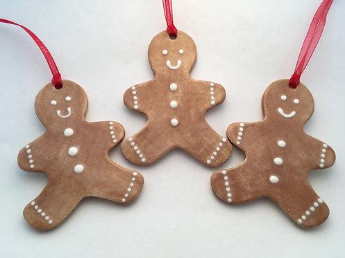 Gingerbread Man Hanger