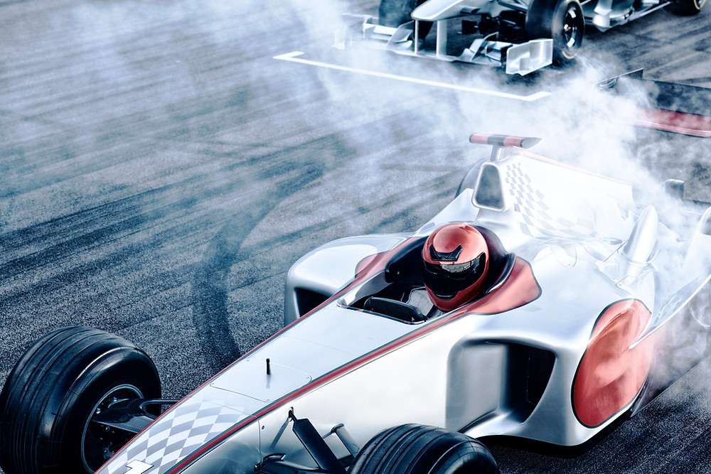 Cigarette brands have long used F1 to promote their brands