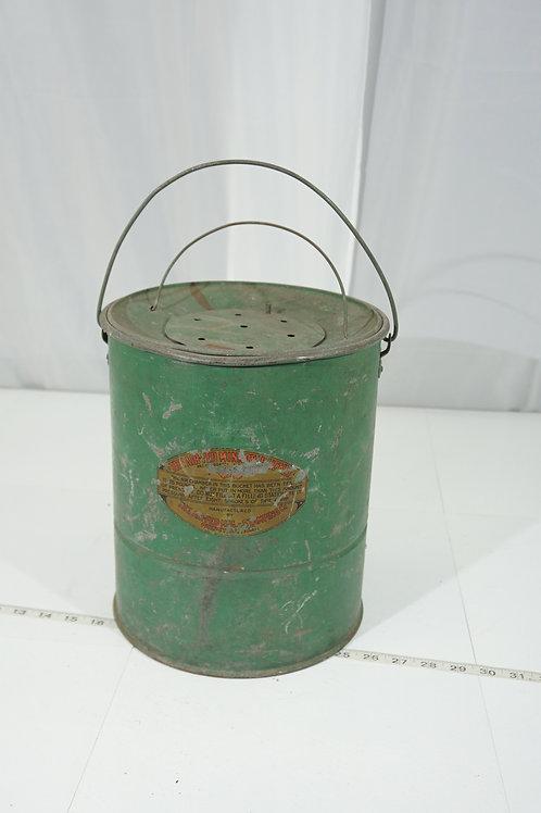 The Air - Fed Minnow Bucket