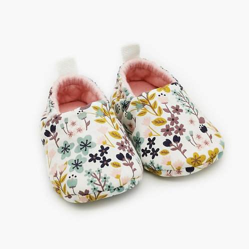 Chaussons Floralie