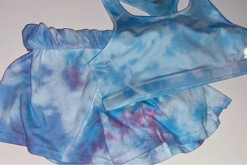 Tie Dye Work-Out Set