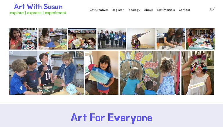 Art With Susan