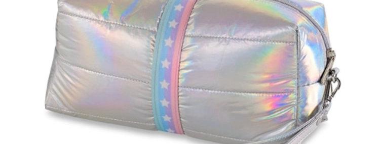 SilverPuffer Cosmetic Bag