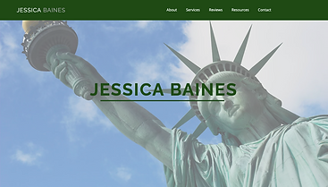 Jessica Baines, Business Broker