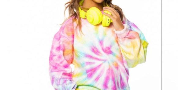 Pastel Sweatershirt