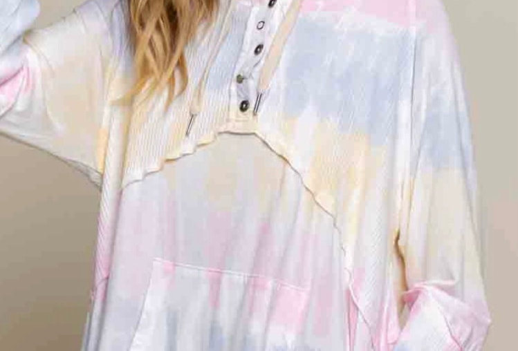 Cotton Candy with Buttons