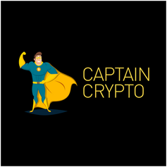 Captain Crypto Logo
