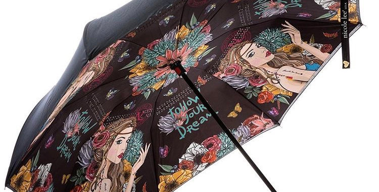 Fashion Golf Umbrella