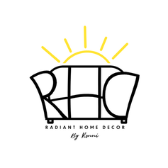 Radiant Home Decor Logo