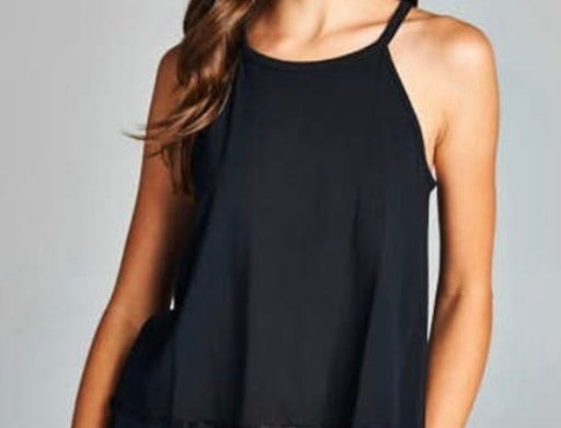 Sleeveless with Lace