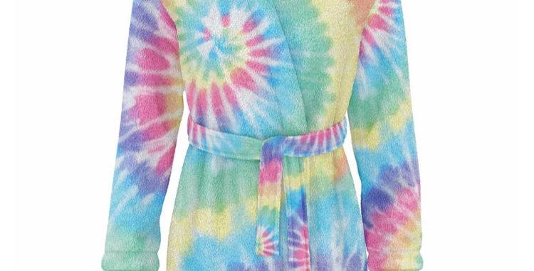 Tie Dye Delight Robe