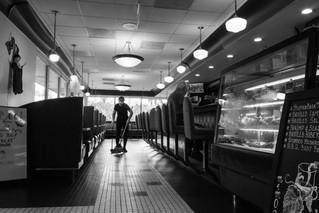 Lone Diner