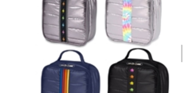 Puffer Lunch Boxes