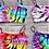 Thumbnail: Swirl Tie Dye Bralette