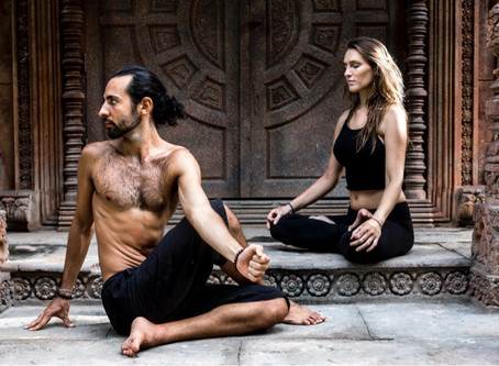 Tantra, the ancient roots of modern Yoga