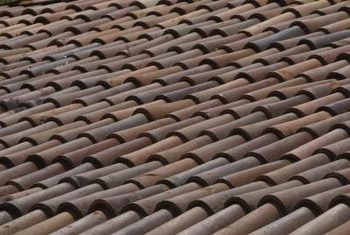 Hail Damage to Clay Tile Roofs