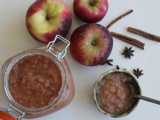 Delicious Slow Cooker Applesauce