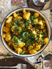 Gobhi Matar (Indian Cauliflower and Peas)