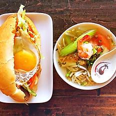 BANH MI & SOUP