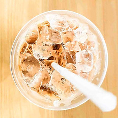 ICED VIETNAMESE TEA & CONDENSED MILK