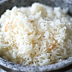 COCONUT STEAMED RICE