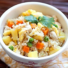 425C CHICKEN PINEAPPLE FRIED RICE
