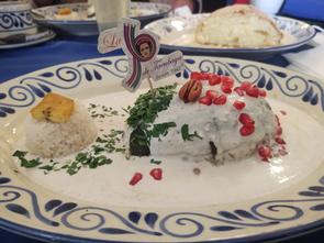 La Poblanita de Tacubaya ¡Celebra 200 años con el Mejor Chile en Nogada del Mundo!