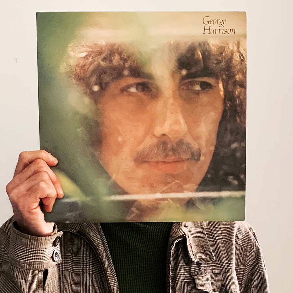Beatle George #imthealbumcover