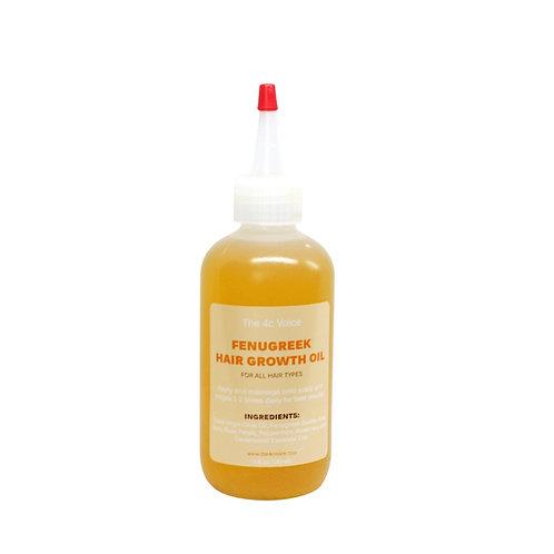 Fenugreek Hair Growth Oil