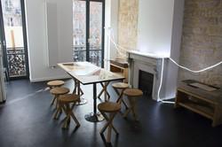 Salon de réunion - Les ReCréateurs X Emmaüs Défi