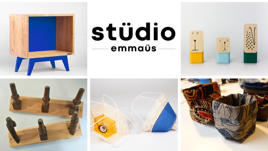 Collectif Des Createurs Emmaus Pour Un Design Durable Studio Emmaus