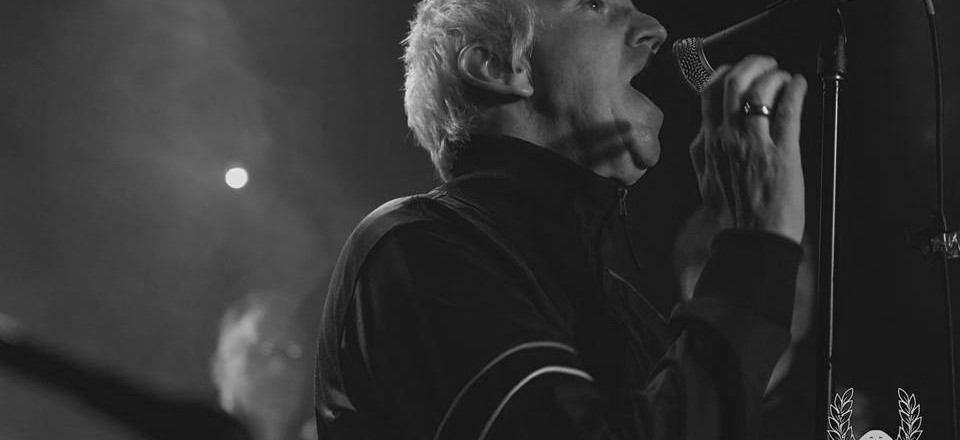 Ray Paris Lee - Lead Vocals
