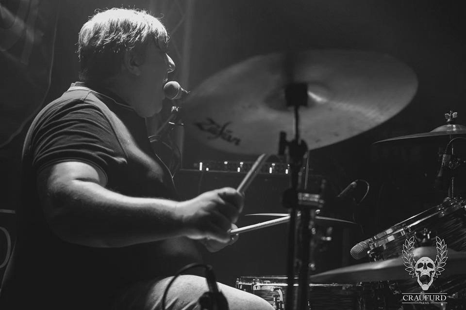 Spencer Beaumont - Drums and Backing Vocals
