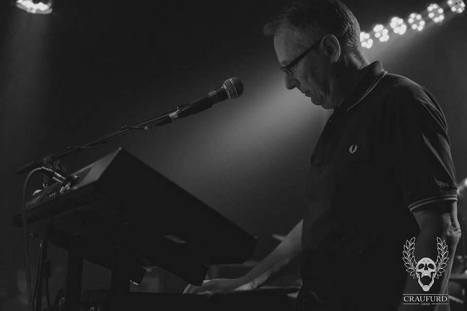 Justin Wearring - Keys/Sound Wizard