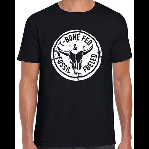 T-Bone Fed & Fossil Fueled T-Shirt