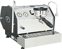 gs3 av espresso machine best in world pressure profiling auto volumteric group head gauges rotary pump home use commercial