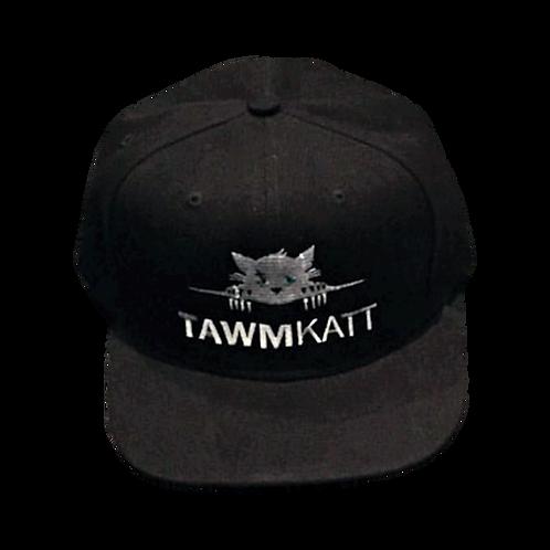 TawmKatt Logo Snapback Hat