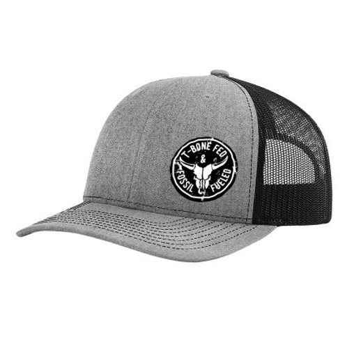 T-Bone Fed & Fossil Fueled Snap Back Hat