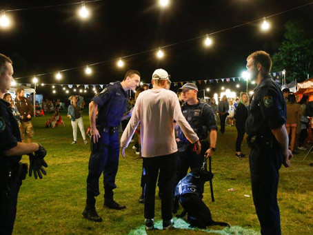 Great Outcome – No Criminal Record for Possessing MDMA, LSD and Ketamine at a Music Festival