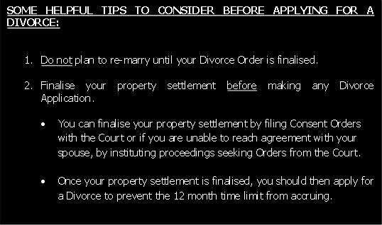 Danielle Rosano's Tips For Divorce