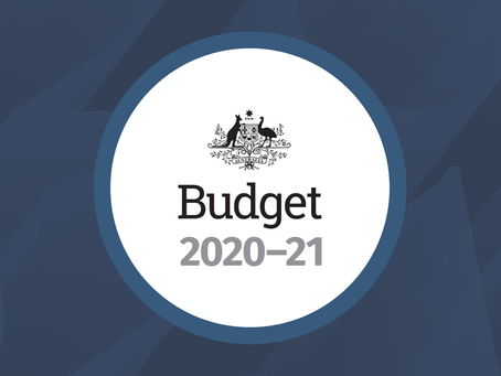 Family Law Update: 2020/2021 Federal Budget