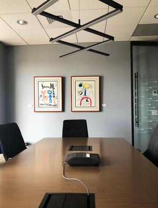 Art by Joan Miro