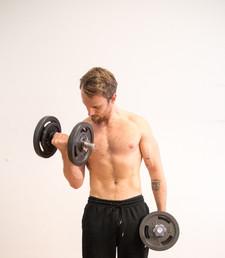 Muskulatur aufbauen Trainingsplanung