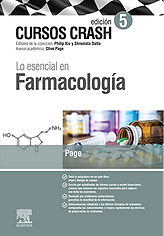 Curso crash lo esencial en farmacologia.