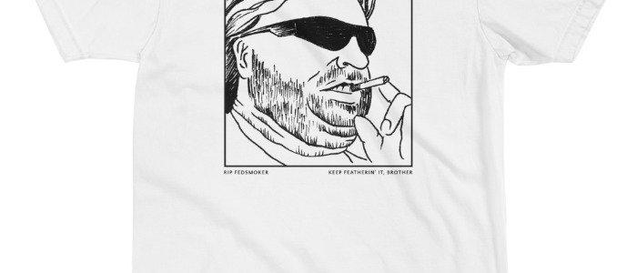 Fedsmoker Limited T-Shirt