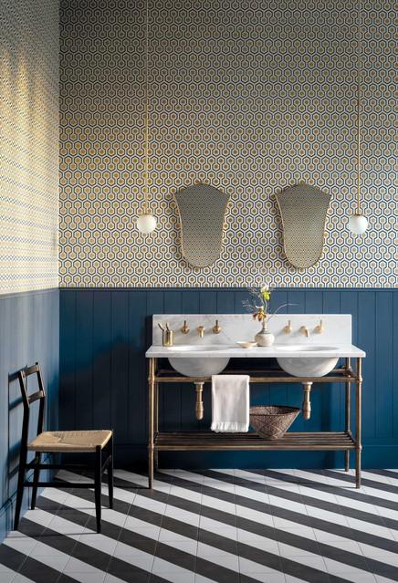 Hicks' Hexagon  The Contemporary Collection