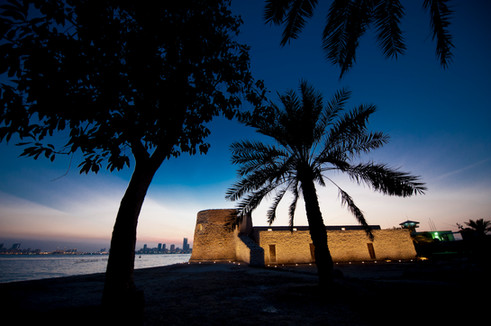 Bu Maher Fort Bahrain