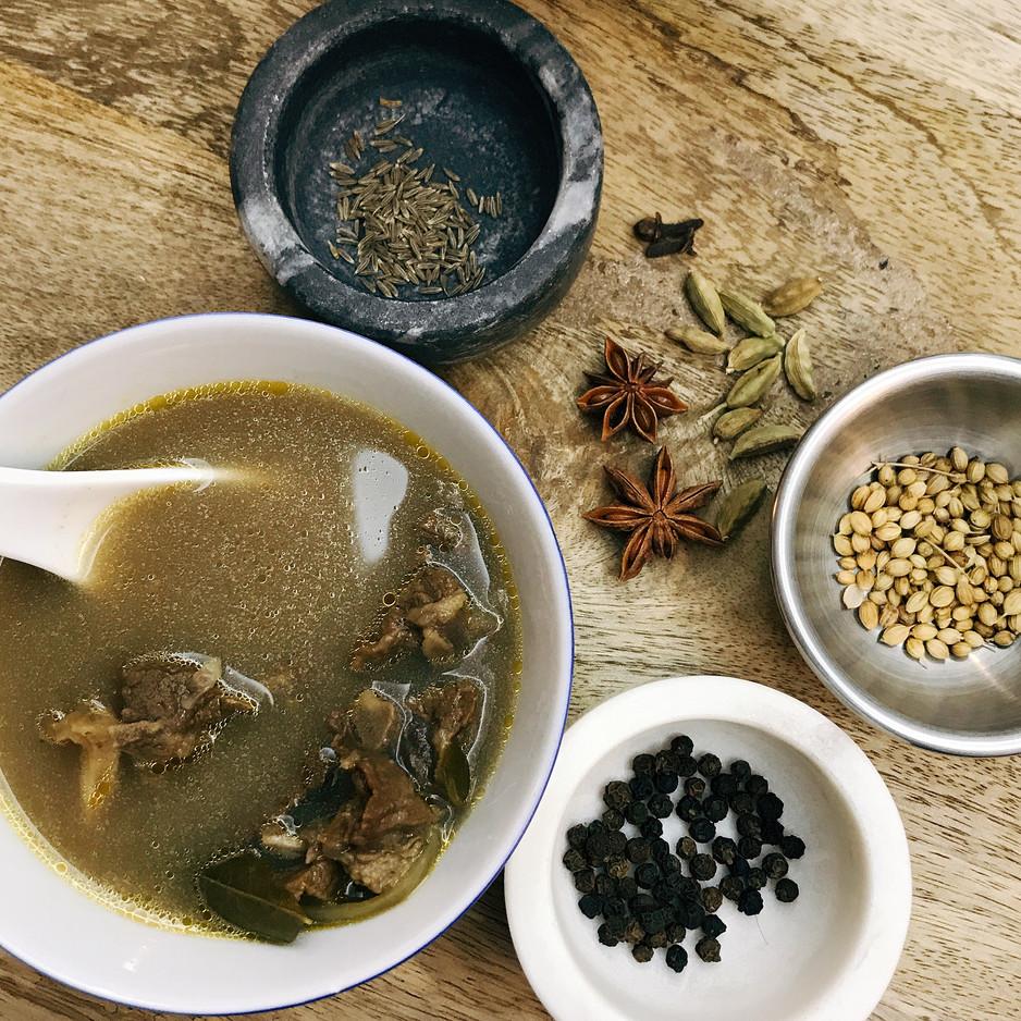 Sup Tulang that's Senang Je