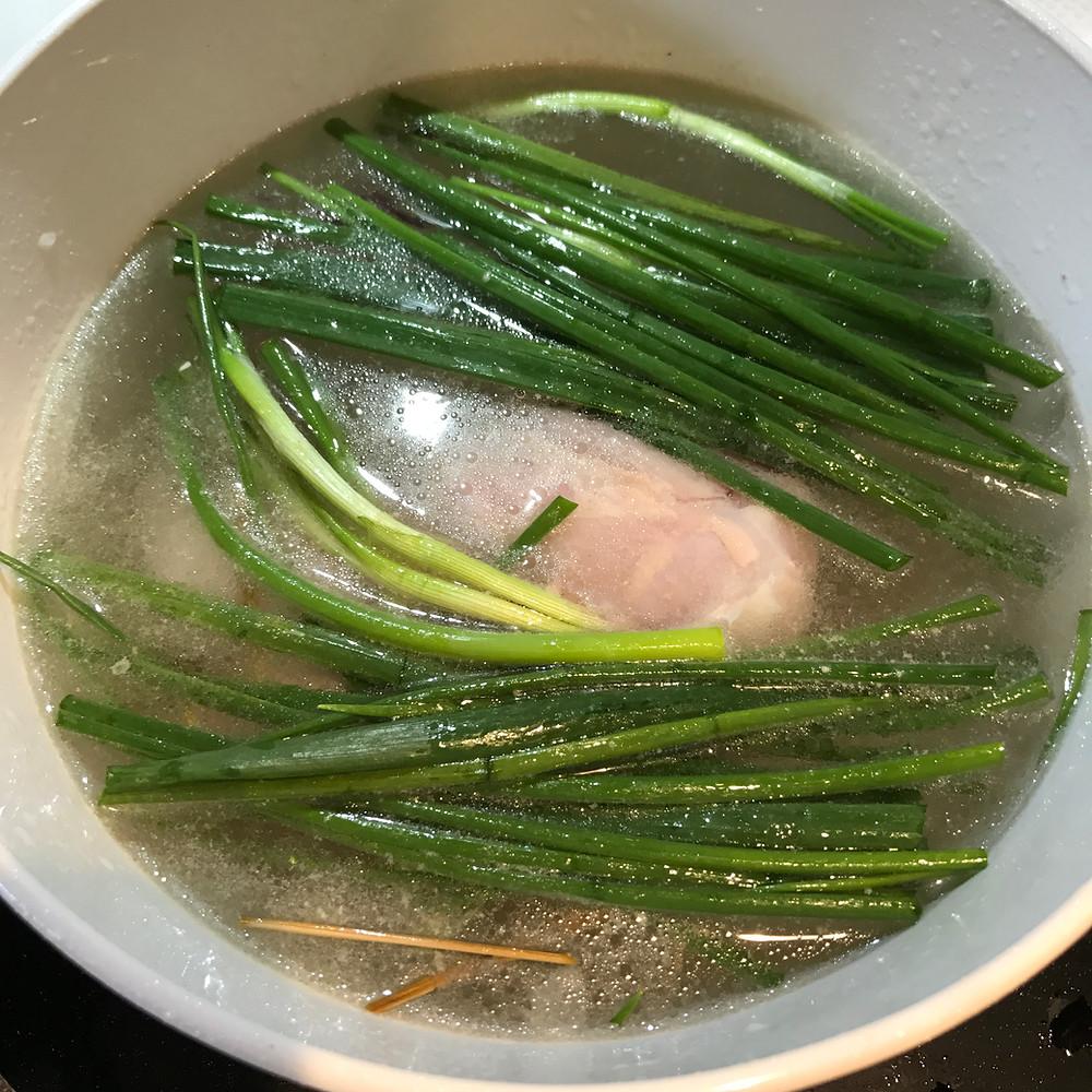 Easy Chicken Stock Recipe